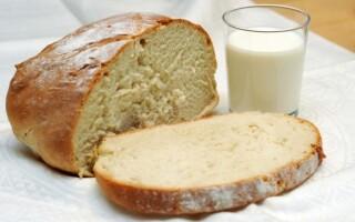 Рецепт хліба в мультиварці Поларіс