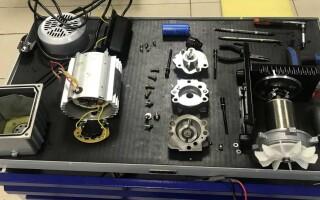 як відремонтувати вакуумний насос