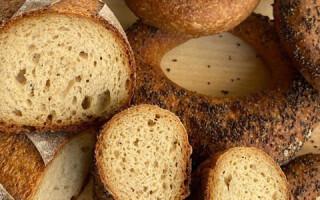 Хліб з добавками в домашніх умовах в духовці рецепт