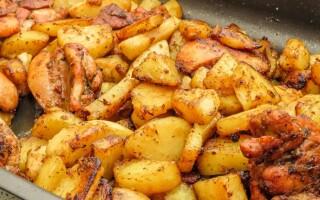 хрустка картопля