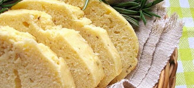 Хорватська кукурудзяний хліб рецепт