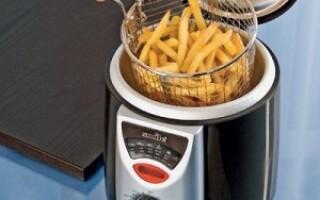 Чому картопля фрі виходить м'який