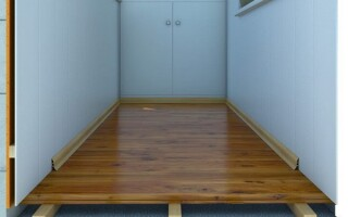 Як зробити підлогу на балконі