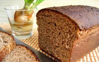 Литовський кисло солодкий хліб рецепт на заквасці