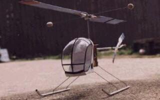 Як зробити вертоліт