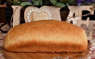Рецепт хліба на воді в духовці в домашніх