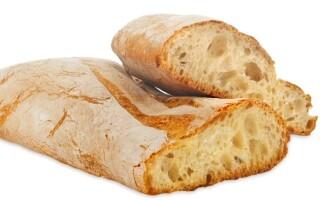 Хліб чіабатта рецепт в духовці на живих дріжджах