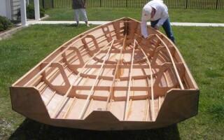 Як зробити човен