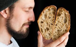 Рецепт пористого хліба