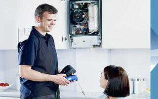 як полагодити газовий котел