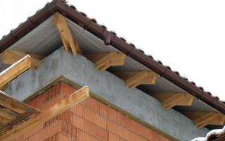 Як зробити дах