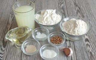 Хліб житній з коріандром рецепт в духовці