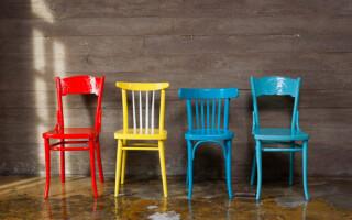 як полагодити стілець