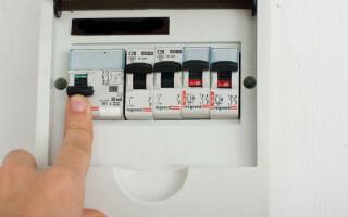 як полагодити вимикач світла