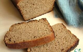 Хліб орловський рецепт в духовці