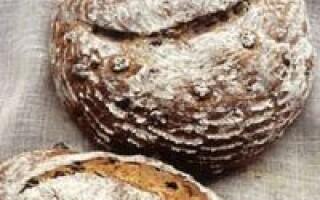 Маріїнський хліб рецепт для хлібопічки