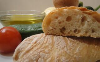 Хліб стірато рецепт