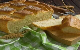 Рецепт хліба в печі