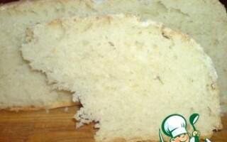 Домашній хліб бездріжджовий в духовці рецепти від юлии висоцької
