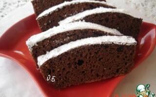 Як зробити шоколадний кекс