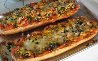 Що можна приготувати з батона білого хліба в духовці фото рецепт