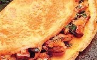 Рецепт приготування з черствого хліба