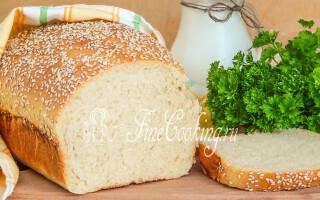Хліб гірчичний рецепт