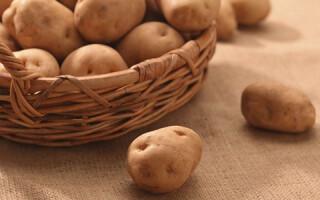 холодний картопля