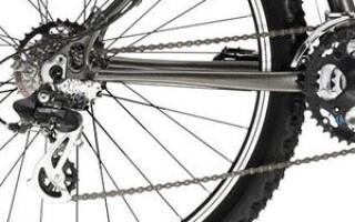 злетіла ланцюг на велосипеді зі швидкостями як полагодити