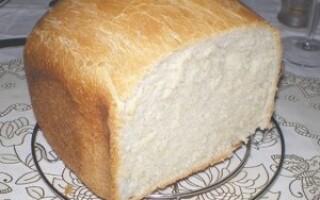 Рецепт французького хліба в хлібопічці Мулинекс