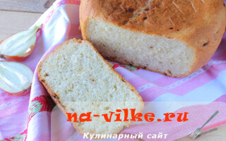 Цибулевий хліб в мультиварці рецепти з фото крок за кроком