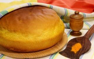Рецепт пісного хліба в хлібопічці