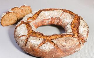 Хліб альпійський з насінням рецепт