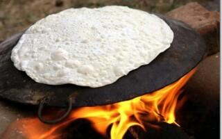 Рецепт хліба армійського в польових умовах