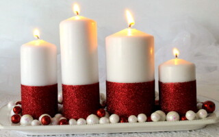 Як зробити свічку