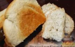 Домашній хліб в мультиварці рецепти на сухих дріжджах