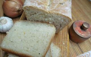 Хліб з насінням Чіа рецепт