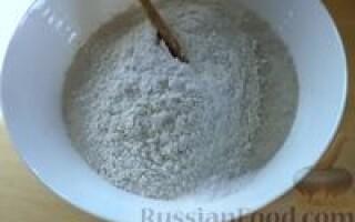 Фінський хліб з вівсянкою класичний рецепт