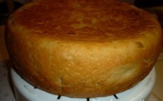 Картопляний хліб в мультиварці рецепт