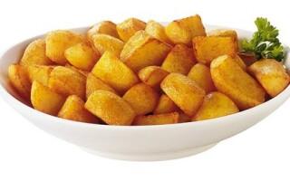 Скільки холестерину в картоплі