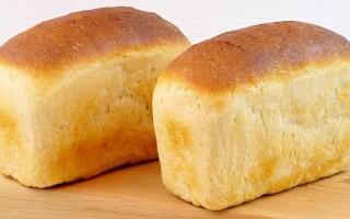 Білий хліб на заквасці в домашніх умовах в духовці рецепт з фото
