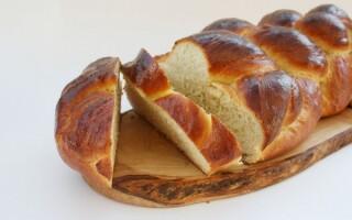 Єврейський хліб рецепт