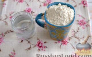 Єврейський хліб маца рецепт
