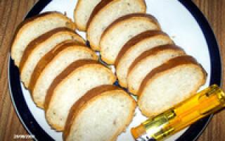 Хліб багет в хлібопічці рецепти