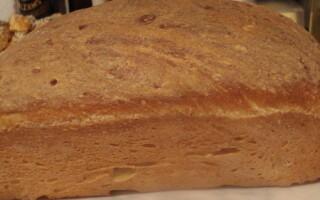 Хліб ситний рецепт