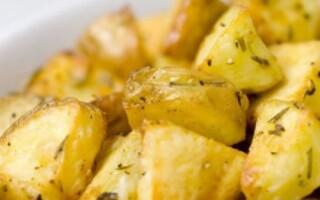 Картопля з салом в мікрохвильовці рецепти
