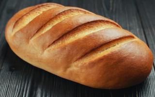 Сірий хліб по госту ссср рецепт