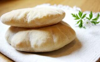 Хліб пита рецепт