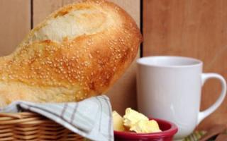Сицилійський хліб рецепт