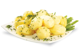 Картопля відварна калорійність 1 шт